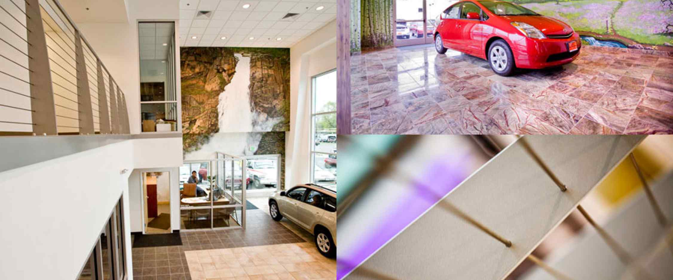 Patterson Toyota - Collage 1