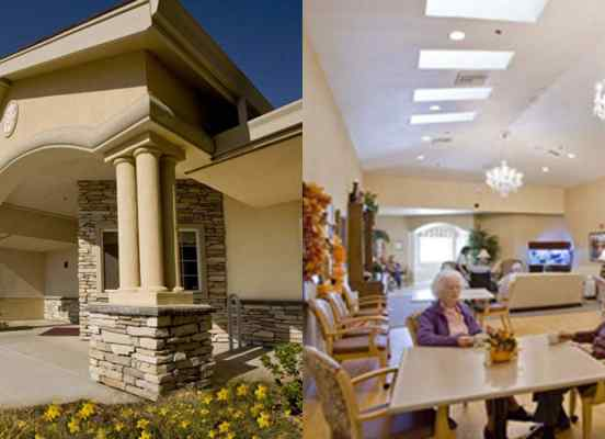 Roseleaf Assisted Care - Collage 1